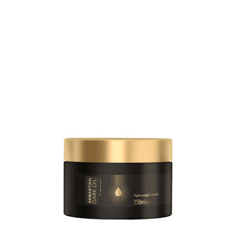 Sebastian Dark Oil Lightweight Mask 150ml - Mascarilla Hidratante Ligera
