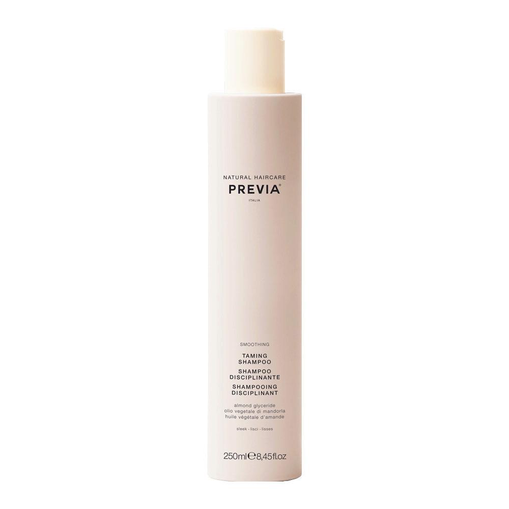 Previa Smoothing Taming Shampoo 250ml