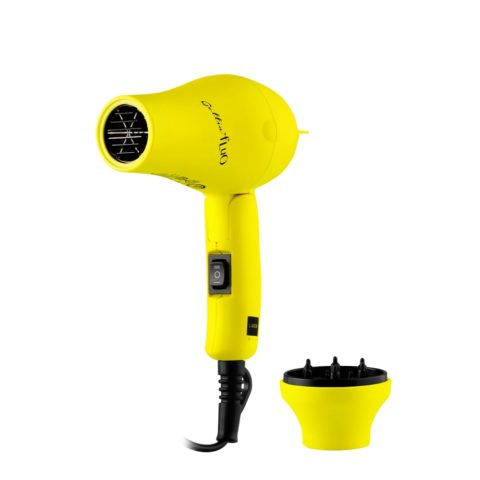 Gettin Fluo Mini Travel Airdryer Yellow