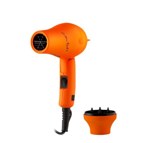 Gettin Fluo Mini Travel Airdryer Orange