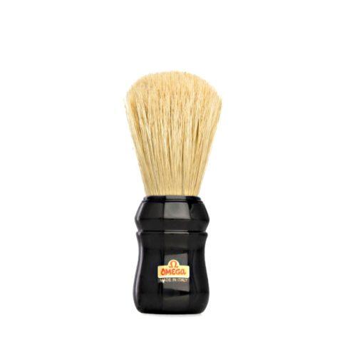 Omega Shaving Brush Black