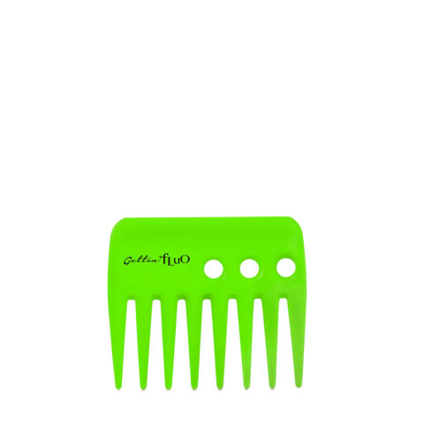 Gettinfluo Short Comb Green