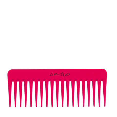 Gettin fluo Long Comb Pink