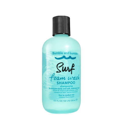Bumble And Bumble Surf Foam Wash Shampoo 250ml - Champú Ligero