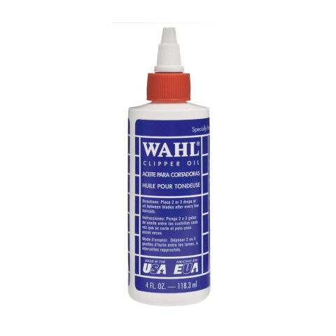 Wahl Clipper Oil 118ml - Aceite para Cortadoras