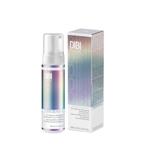 Dibi Milano Eco-Mousse Detergente Uniformante Luz Suprema 200ml - Detergente en Mousse