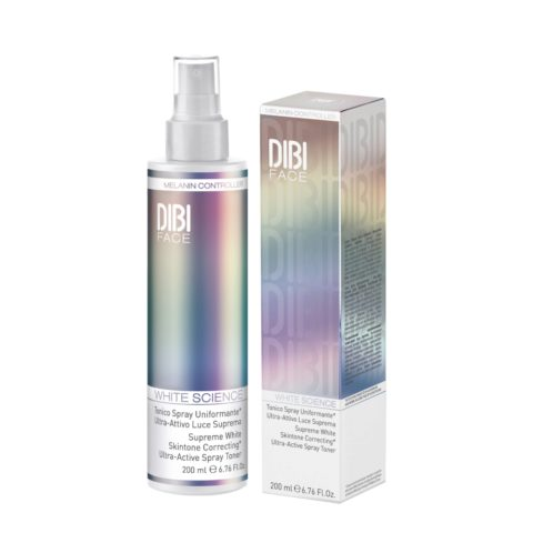 Dibi Milano Tonico Spray Uniformante Ultra-attivo Luce Suprema 200ml - Tonico Facial