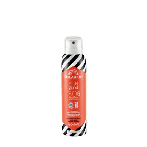Solarium Invisible Protection Sun Spray SPF30 Cara y Cuerpo 150ml