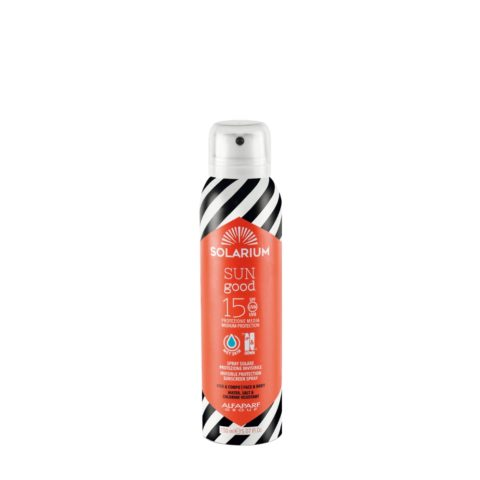 Invisible Protection Solarium Spray SPF15 Cara y Cuerpo 150ml
