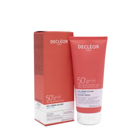 Decléor Gel crème Solaire SPF50+, 200ml
