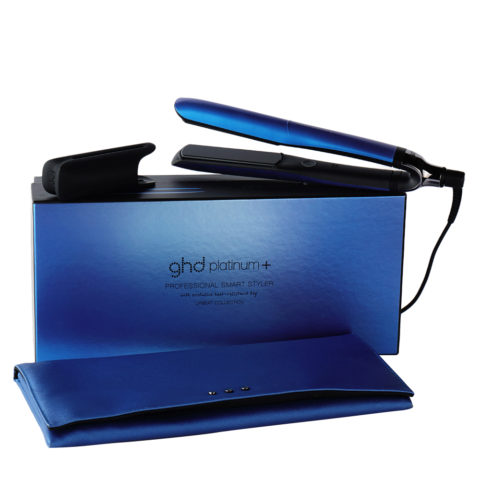 GHD Platinum + Professional Styler Upbeat Collection Cobalt Blue