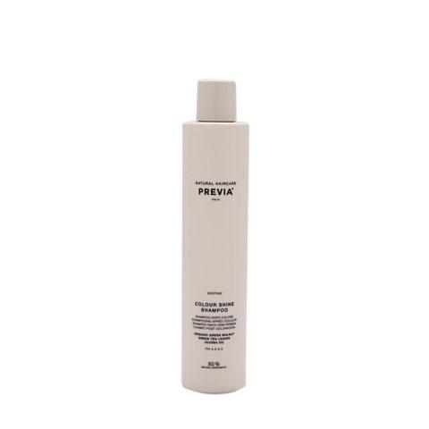 Previa Keeping Colour Shine Shampoo 250ml