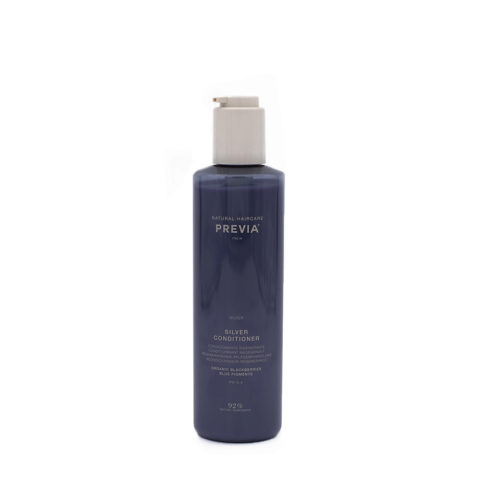 Previa Silver Conditioner 250ml - acondicionador anti amarillo