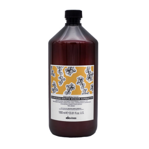 Davines Naturaltech Nourishing Keratin Wonder Superactive 1000ml