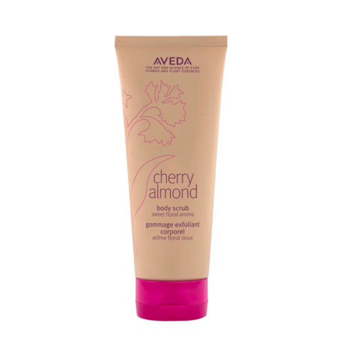 Aveda Cherry Almond Body Scrub 200ml - Exfoliante Corporal