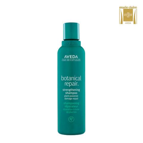 Aveda Botanical Repair Strenghtening Shampoo 200ml - Fortalecedor Para Cabello Dañado