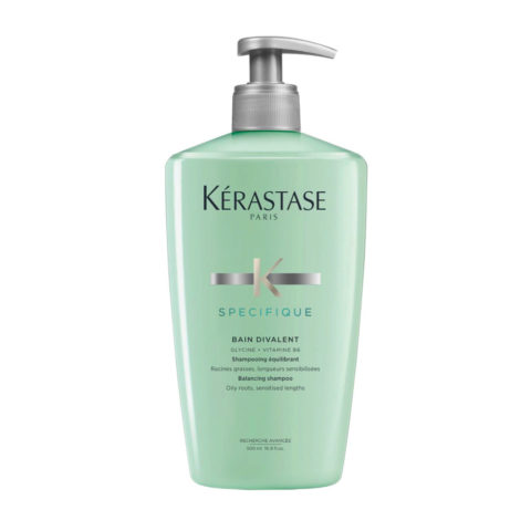 Kerastase Specifique Bain Divalent 500ml - champù doble acciòn