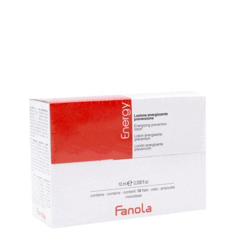 Fanola Energy Ampollas de Adyuvante Anticaída  12x10ml