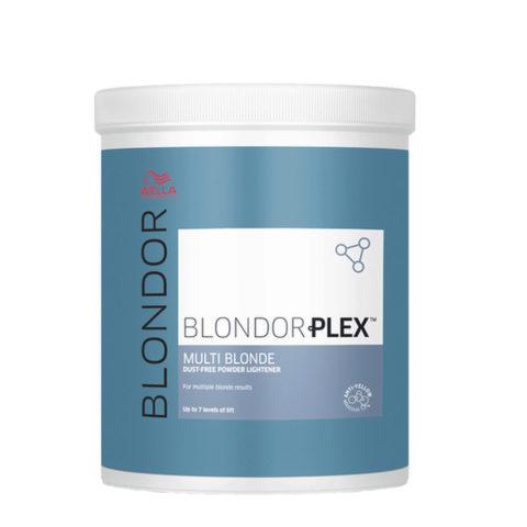 Wella BlondorPlex  Blanqueador Multi Rubio  en Polvo 800gr