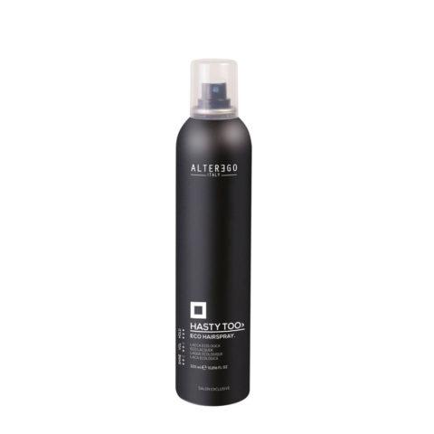 Alterego Styling Eco Hairspray Ecological Laca Fijación Fuerte 320ml
