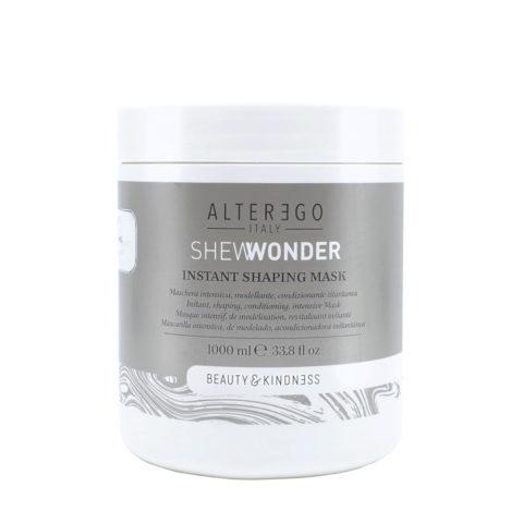 Alterego Shewonder Mascarilla hidratante para todo tipo de cabello 1000ml