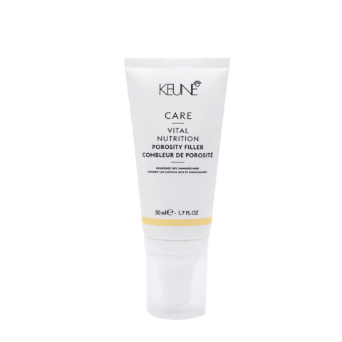 Keune Care Line Vital Nutrition Porosity Filler 50ml - crema concentrada