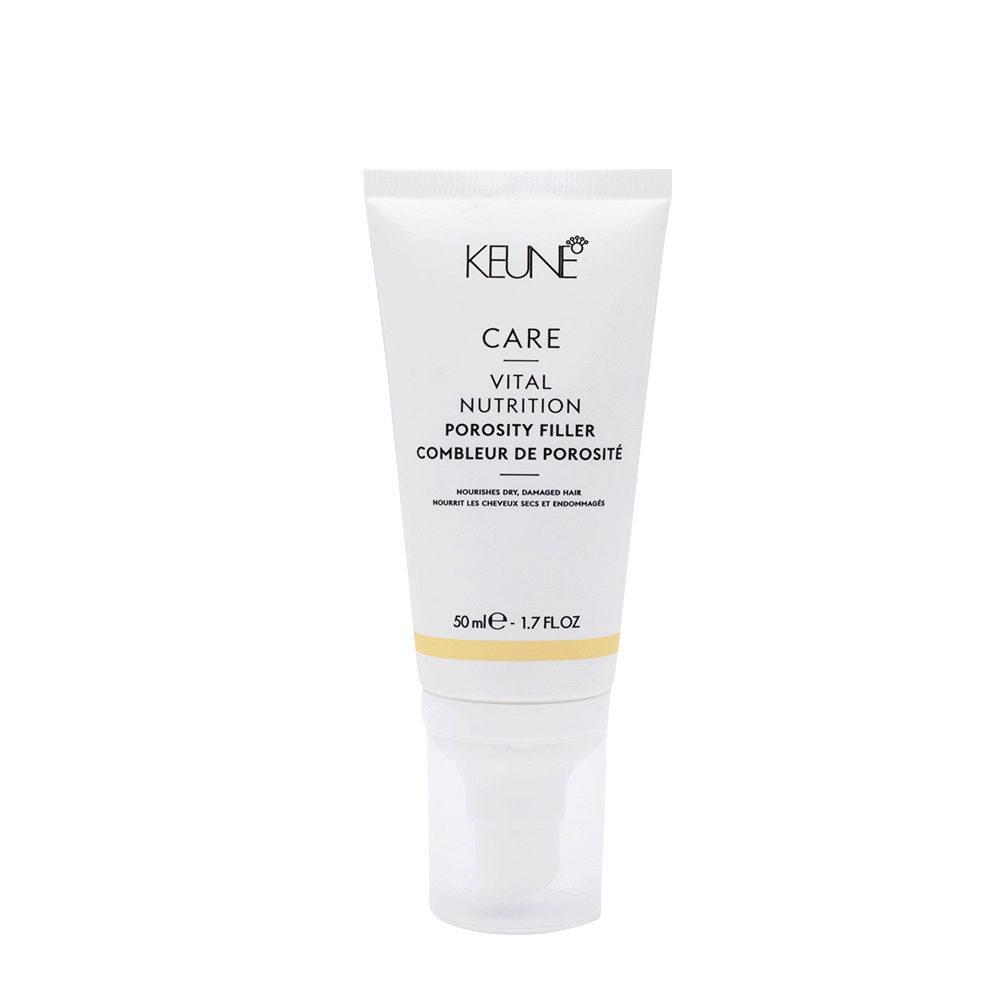 Keune Care Line Vital Nutrition Porosity Filler 50ml - crema concentrada