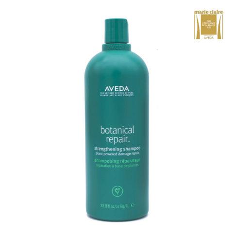 Aveda Botanical Repair Strenghtening Shampoo 1000ml - Fortalecedor Para Cabello Dañado