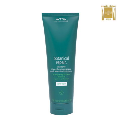 Aveda Botanical Repair Intensive Strengthening Masque Light 350ml - Mascarilla Fortalecedora Para Cabello Dañado