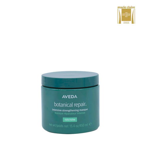 Aveda Botanical Repair Intensive Strenghtening Masque Rich 450ml - Mascarilla Fortalecedora para Cabello Dañado