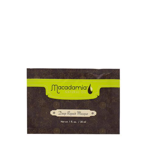 Macadamia Natural Oil Deep repair masque 30ml - Mascarilla de reparación profunda