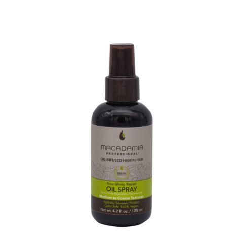 Macadamia Nourishing Repair Aceite en spray hidratante para cabello dañado 125ml
