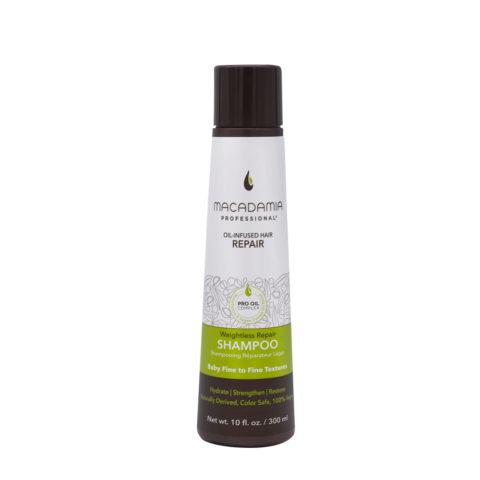 Macadamia Weightless Repair Shampoo 300ml - Champù hidratante ligero
