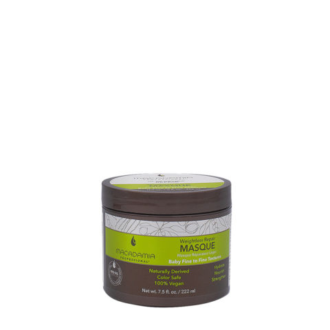 Macadamia Weightless Mascarilla Hidratante para Cabello Dañado y Fino 222ml