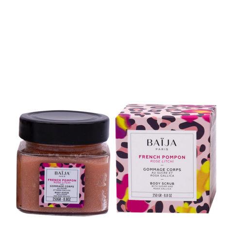 Baija Paris Body Scrub Exfoliante corporal de rosas 250g