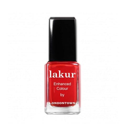Londontown Lakur Londoner Love Esmalte De Uñas Rojo Clásico 12ml