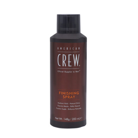 American Crew Styling Finishing Spray Laca De Fijación Media 200ml