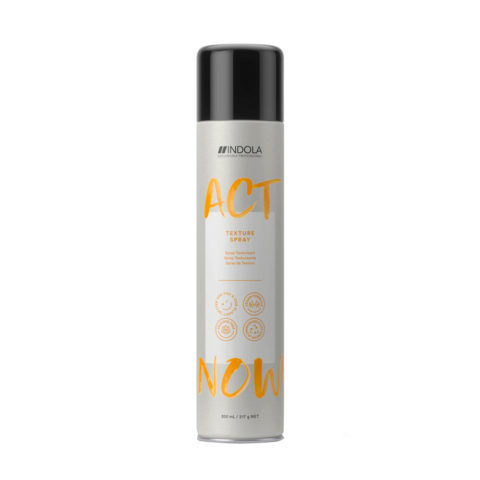 Indola Act Now! Texture spray Voluminizador Cabello Fino 300ml