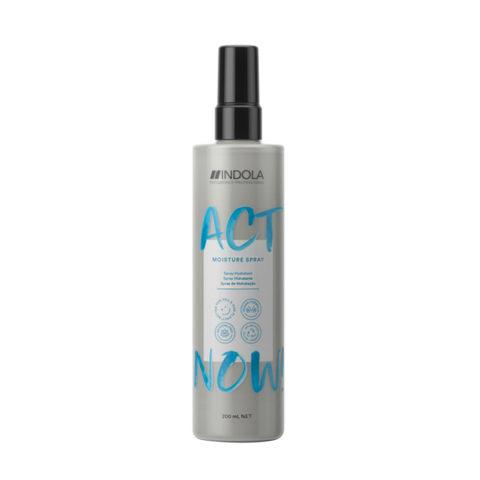 Indola Act Now! Spray Hidratante Para Cabello Seco 200ml