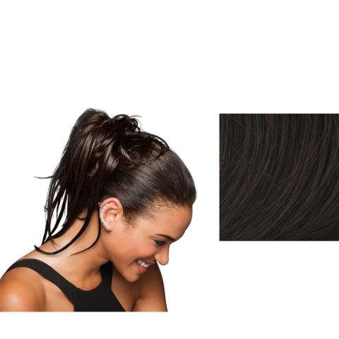 Hairdo Trendy Do Elastico Para Cabello Castaño Oscuro