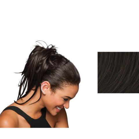 Hairdo Trendy Do Elastico Para Cabello Castaño Medio