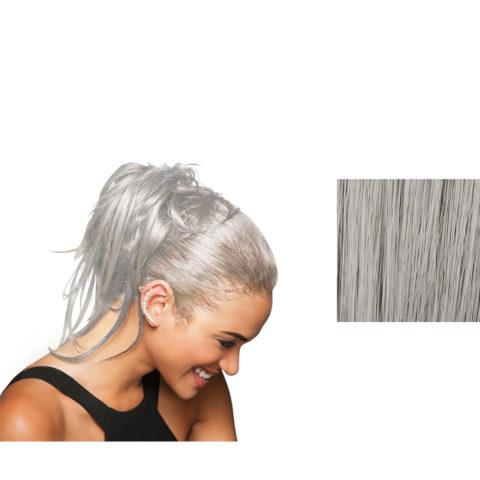 Hairdo Trendy Do Elastico Para Cabello Gris Claro