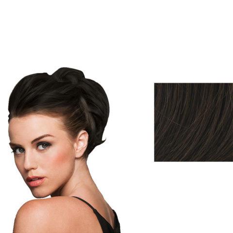 Hairdo Style A Do & Mini Do Elastico Para Cabello Castaño