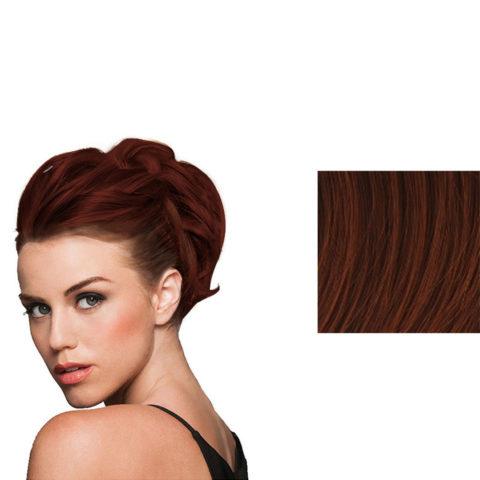 Hairdo Style A Do & Mini Do Elastico Para Cabello Rojo Oscuro