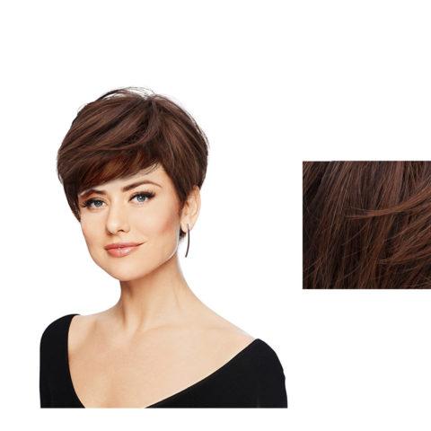 Hairdo Perfect Pixie Marrón rubí medio