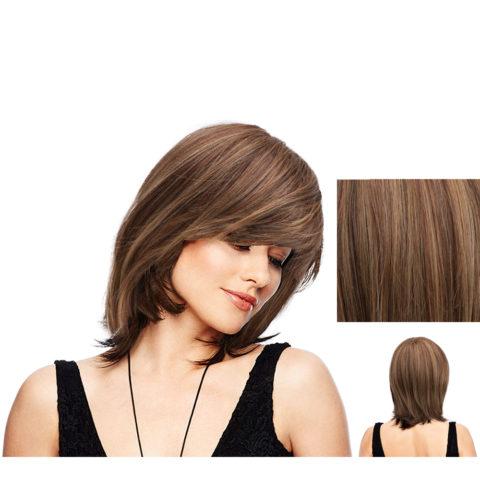 Hairdo Layered Love Peluca marrón rojiza claro