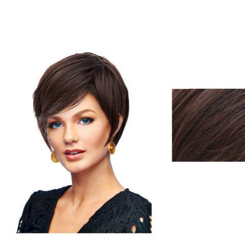 Hairdo Take It Short Peluca marrón cereza