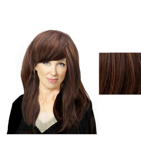 Hairdo Straight Affair Peluca mediana marrón rubí