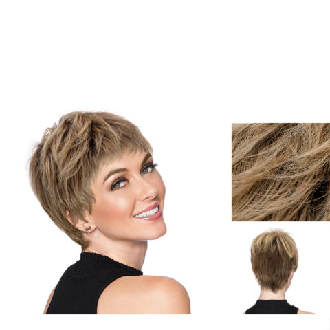 Hairdo Textured Cut Peluca Rubia Cobre Dorada