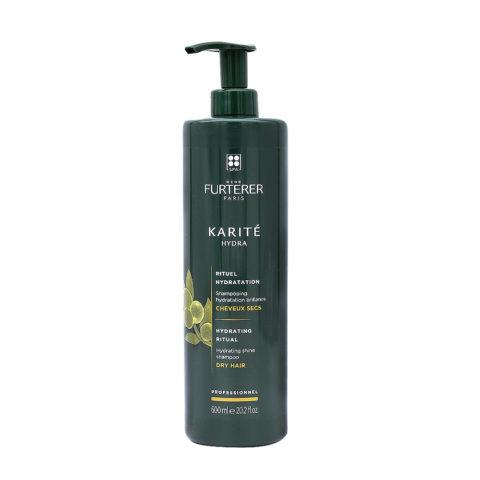 René Furterer Karité Champú hidratante cabello seco 600ml